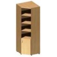 Шкаф угловой высокий 4/284а