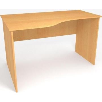 Стол в офис криволинейный БЮ109