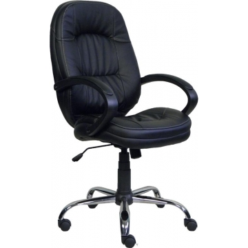 Кресло Хилтон хром
