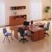 Офисный шкаф фасад ДСП A4.03.11